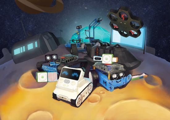 Robots  coderen (module 4)